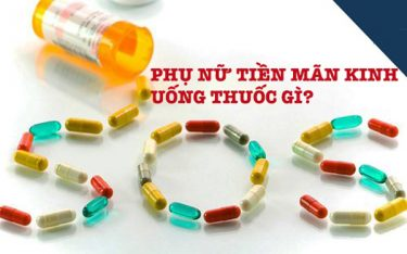 Phụ nữ tiền mãn kinh uống thuốc gì? Những cảnh báo khi dùng thuốc
