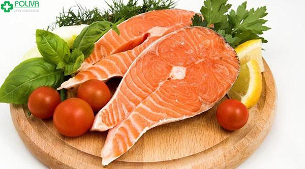 Chế độ ăn uống giàu dinh dưỡng giúp cân bằng nội tiết tố trong cơ thể