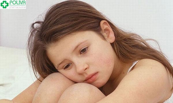 Bố mẹ nên cho bé đi kiểm tra khi nhận thấy những thay đổi ở bé