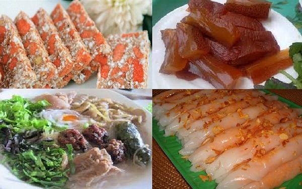 Vi vu thưởng thức đặc sản Thái Bình ngon ngất ngây
