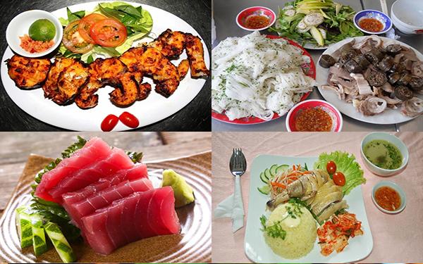 Hối hận khôn nguôi nếu không thử đặc sản Phú Yên
