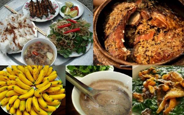 Lần mò đến quán ăn ngon đặc sản Hà Nam thơm ngon nức tiếng