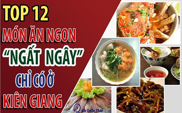 Bỏ túi món ngon, bánh đặc sản Kiên Giang làm quà gây sốt du khách