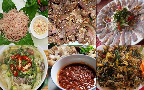 Hót hòn họt món ngon đặc sản Ninh Bình chớ nên bỏ lỡ