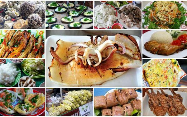 đặc sản Ninh Thuận