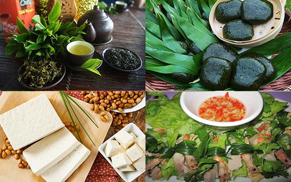 Ẩm thực đặc sản Thái Nguyên ăn no cái bụng chứ chưa no con mắt