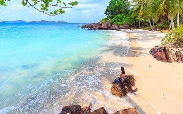 Mê mẩn với vẻ đẹp kỳ ảo của đảo Phú Quốc Kiên Giang
