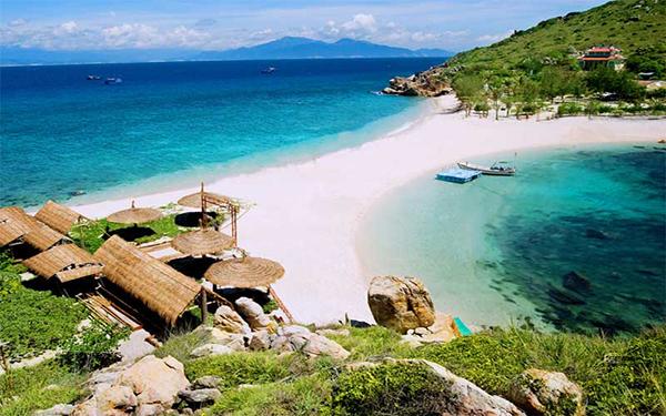 Khám phá thiên đường biển – Khu du lịch Khánh Hòa