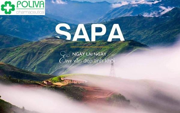 Review khu du lịch SAPA sống động như trong tranh