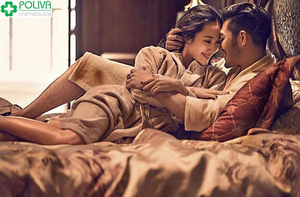 """Chỉ khi nào chắc chắn sẵn sàng bạn gái hãy đồng ý """"lên giường"""" với người thương"""