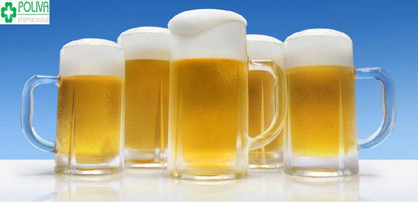Uống bia thử thai không cho kết quả chính xác