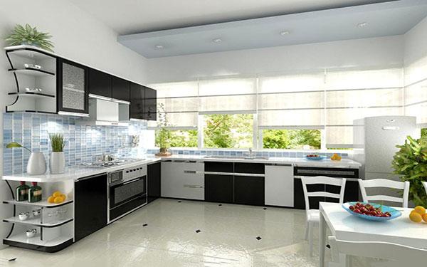 Xem hướng đặt bếp ngay để mang may mắn, hóa giải mọi sát khí vào nhà