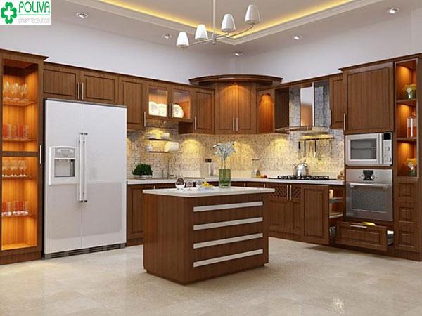 Xem hướng đặt bếp để mang may mắn, hóa giải mọi sát khí vào nhà