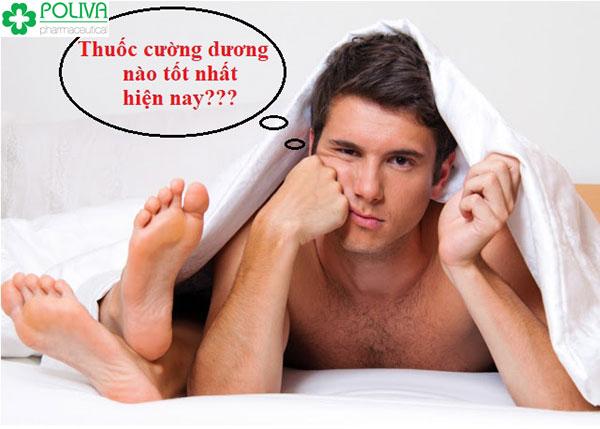 Thuốc cường dương nào tốt nhất trên thị trường Việt hiện nay?