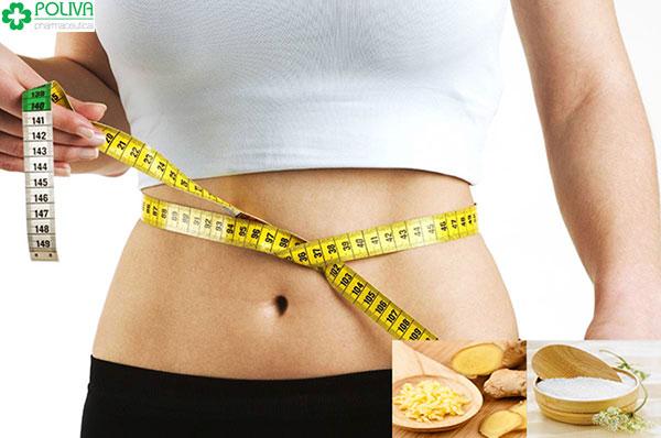 Sử dụng muối giảm mỡ bụng sau sinh là phương pháp được nhiều người sử dụng