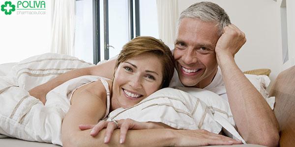 Độ tuổi 50 khiến chuyện chăn gối của vợ chồng không còn giữ được lửa yêu như hồi còn xuân