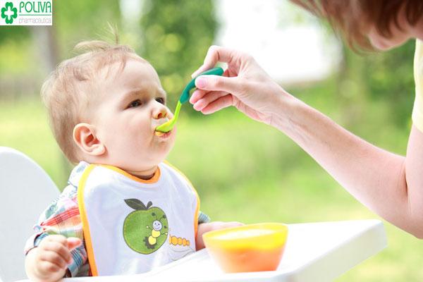 Bột thịt ngon, béo ngậy giúp bé ăn nhiều và nhanh lớn hơn