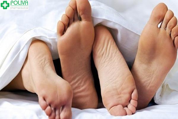 Sau khi lên đỉnh, nam giới muốn giữ nguyên tư thế quan hệ lâu thêm một chút