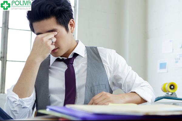 Áp lực tâm lý khiến giới trẻ bị rối loạn cương dương
