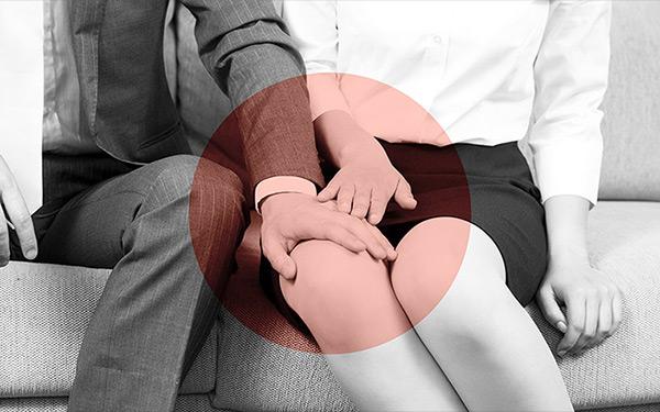 Tại sao con trai thích bóp ngực, đụng chạm con gái khi quan hệ?