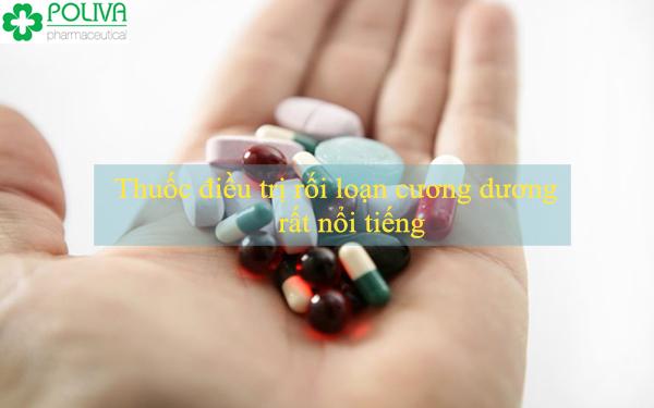Tổng hợp thuốc điều trị rối loạn cương dương rất nổi tiếng hiện nay
