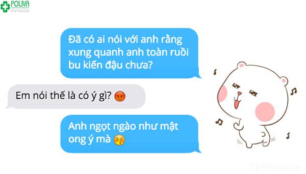 Cách tỏ tình với bạn gái bằng tin nhắn