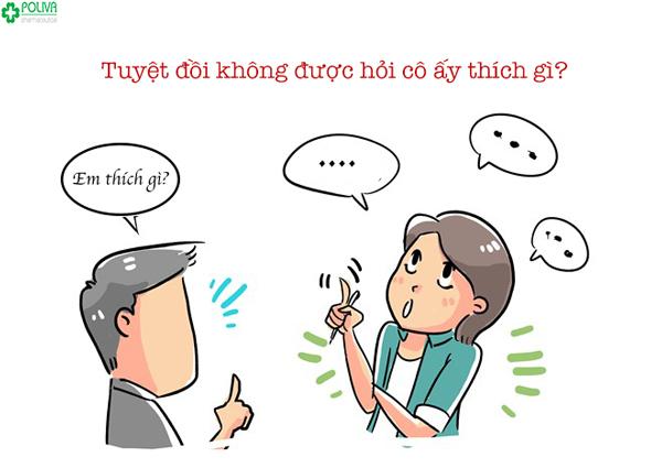 Con gái thích quà gì?