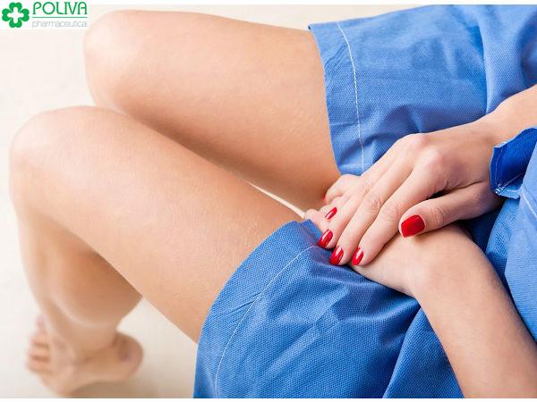 Đặt thuốc phụ khoa bị ngứa có thể do bạn bị dị ứng thành phần thuốc
