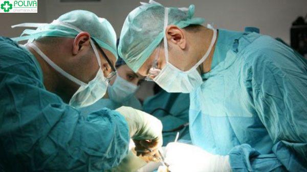 Dính tử cung toàn phần cần phẫu thuật
