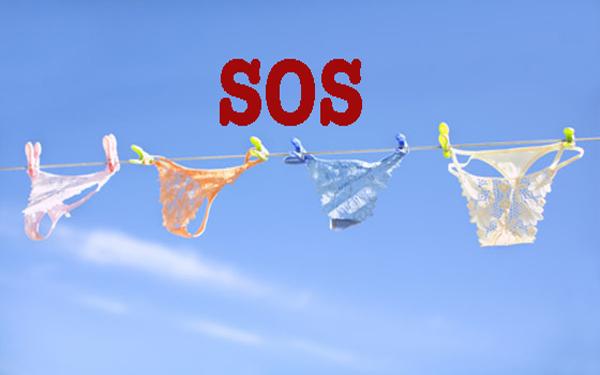 Tại sao quần lót nữ bị rách, có phải mắc bệnh phụ khoa không?