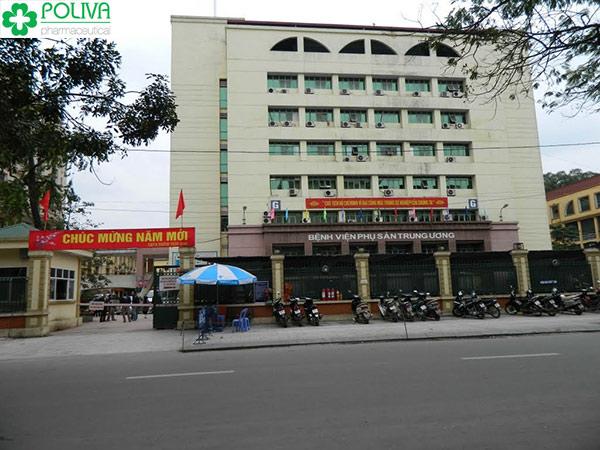 Bệnh viện phụ sản trung ương - viện C