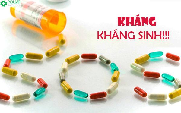 Kháng kháng sinh - hiện tượng nguy hại đang phát triển mạnh ở Việt Nam