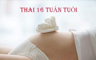 """Thai 16 tuần tuổi: Mẹ sướng """"rụng tim"""" khi cảm nhận thai máy lần đầu"""