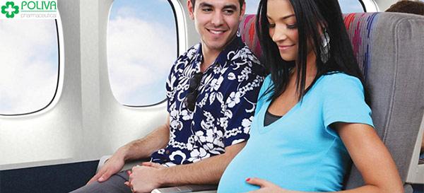 3 tháng giữa thai kỳ rất thích hợp để đi du lịch