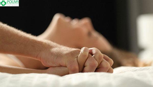 Chuyện quan hệ tiêu tốn khá nhiều calo cho cặp đôi