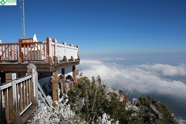 Nơi dừng chân trên đỉnh Phanxipang