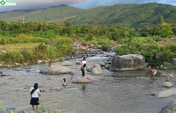 Tương lai suối khoáng nóng Hua Pe sẽ là khu du lịch sinh thái nổi tiếng của Điện Biên