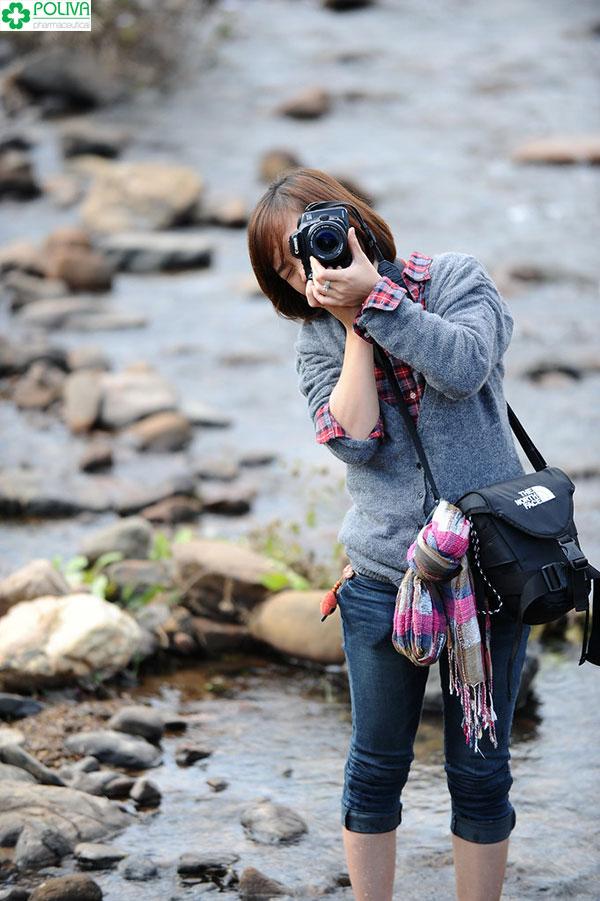 Du khách sẽ có khoảng thời gian đáng nhớ tại suối khoáng nóng Hua Pe