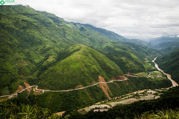 Cung đường tuyệt đẹp trên cao nguyên Sìn Hồ