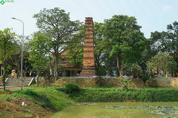 Năm 2015, tháp Bình Sơn được xếp hạng di tích đặc biệt