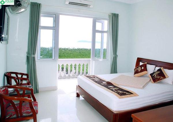 Phòng nghỉ tại Ann Hotel