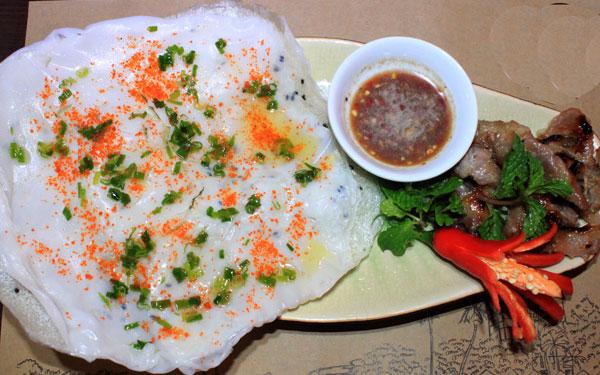Bánh đập: Món ăn vặt nổi tiếng tại 3 tỉnh thành của miền Trung