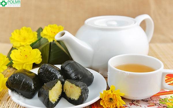 Bánh ít lá gai - Đặc sản vùng quê Bình Định