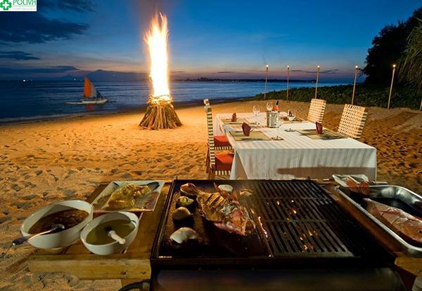 BBQ trên biển