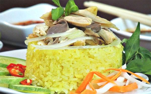 Cơm gà Tam Kỳ: Món ngon nhất định phải thử khi đến xứ Quảng