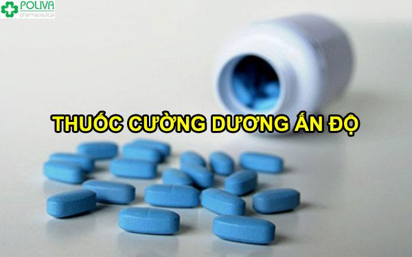 Thuốc cường dương Ấn Độ được nhiều nam giới Việt tin dùng
