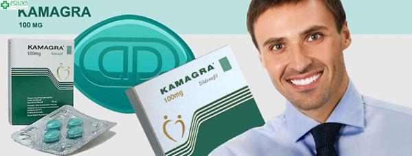 Thuốc cường dương Kamagra nên uống trước khi quan hệ 40 phút