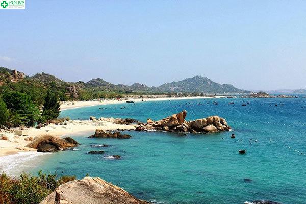 Đảo Quan Lạn xinh đẹp thu hút du khách
