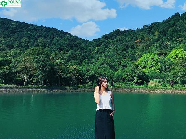 """Hồ Xạ Hương - địa điểm """"sống ảo"""" không thể bỏ qua của giới trẻ"""