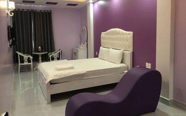 HOT! 10 khách sạn có ghế tình yêu ở Hà Nội, TPHCM siêu chất